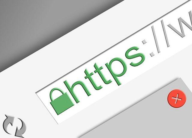 Certificado SSL en el diseño web. Es uno de los principios básicos de páginas web